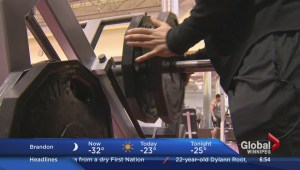 Get Fit Manitoba: how to get through your first workout of the year